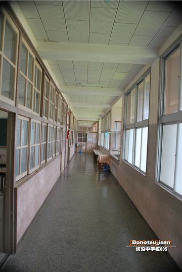 坊泊中学校