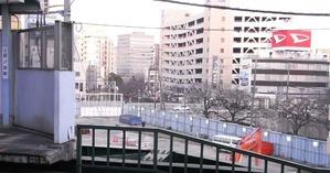 駅からの眺め