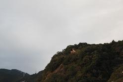 神倉神社遠景