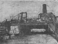 Y市の橋(昭和22年)