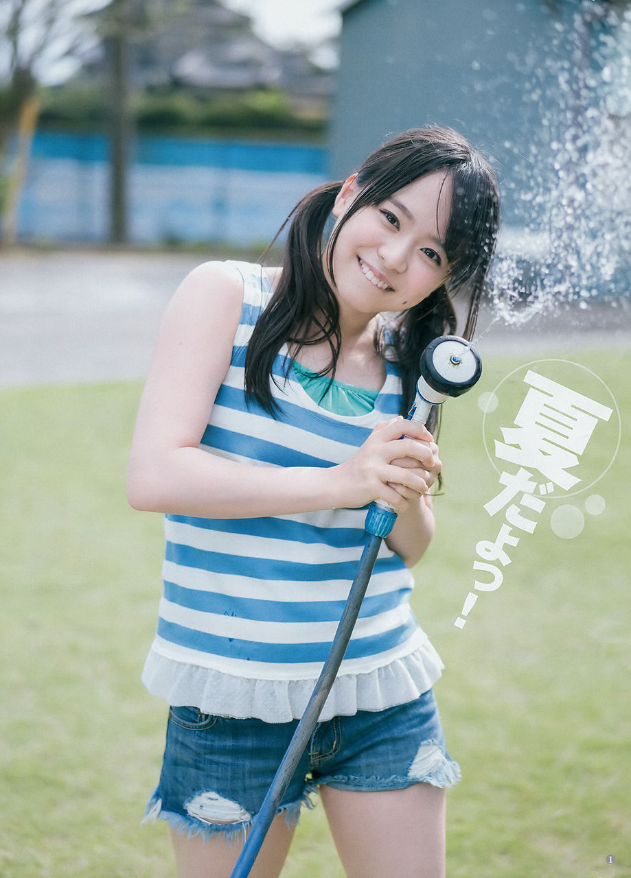 【エンタメ画像】AKB48チーム8の人気メンバー倉野尾成美ちゃんのフレッシュなグラビア画像!!!おまけあり