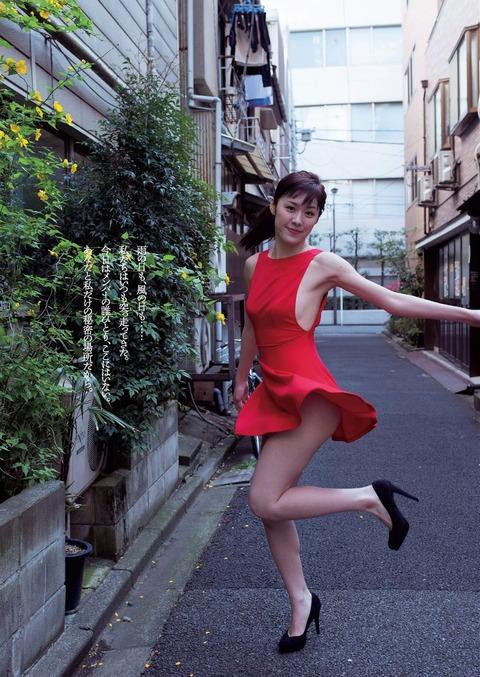【エンタメ画像】人気地下アイドルCANDY GO!GO!なぎさりんちゃんの限界露出セミヌードグラビア画像
