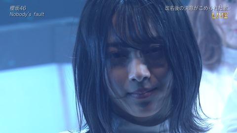かっこよくて鳥肌たった!櫻坂46改名後テレビ初パフォーマンスが話題!