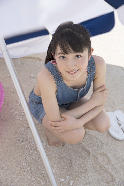 【エロ画像】これは正統派ビキニギャルだわ★モーニング娘 森戸知沙希ちゃんのグラビア画像まとめ★Part2