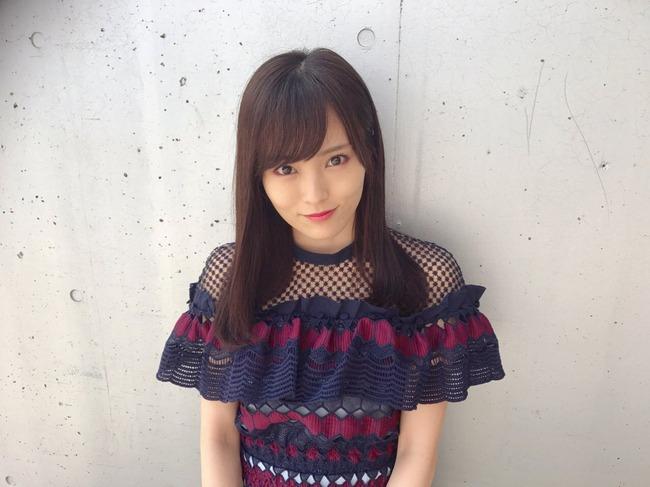 NMB48 山本彩が深夜まで撮影、2ndアルバムのジャケ写、アー写、MVの撮影か