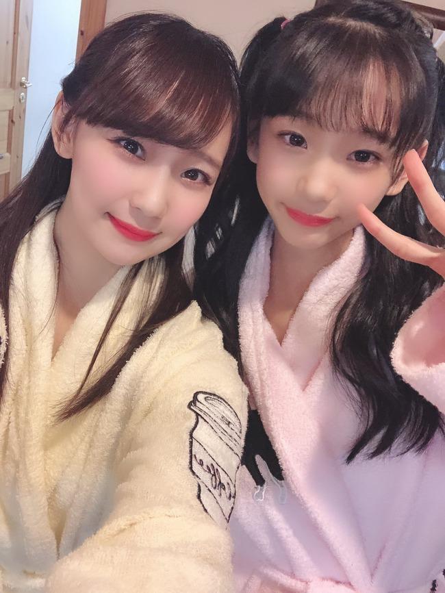 NMB48 大段舞依・結愛の姉妹グラビアがキター!
