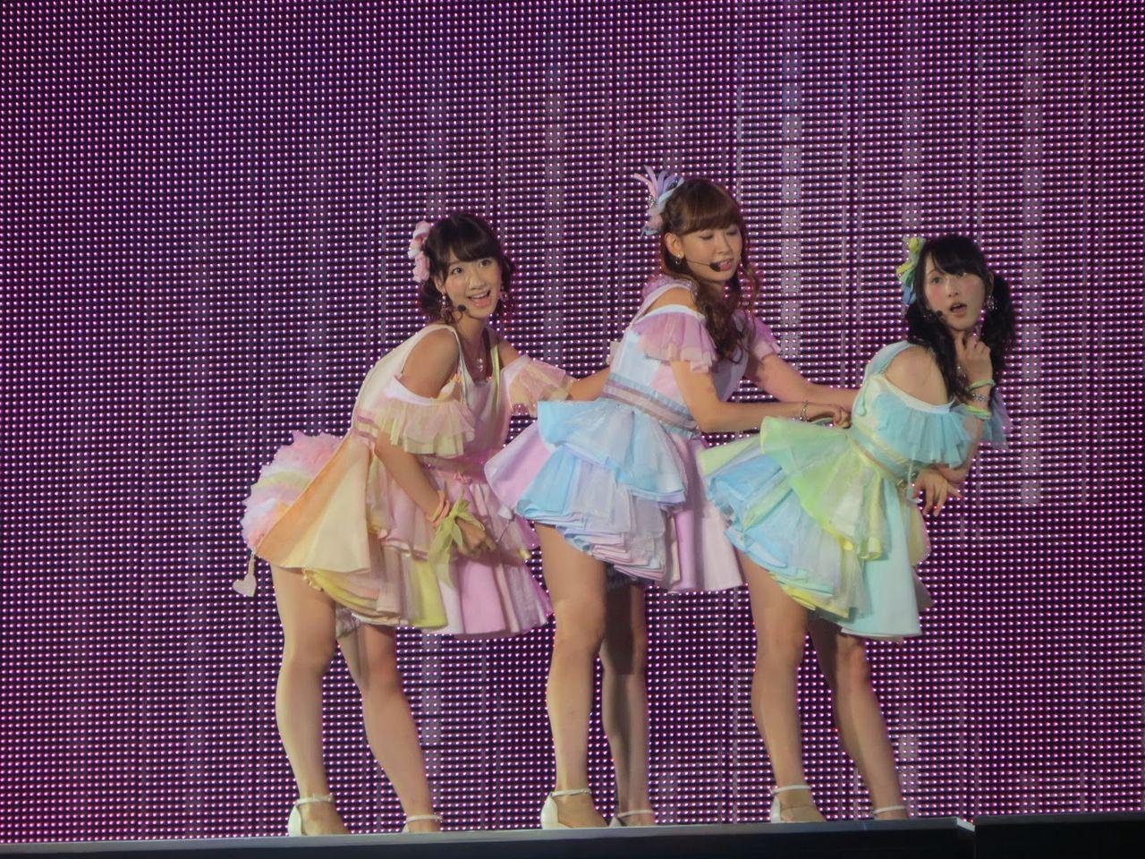 NMBさやみるきーまとめAKB48東京ドームコンサートで他メンバーのジッパー披露に思いを巡らせるみるきーファンコメント