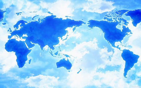 6942475-blue-world-map