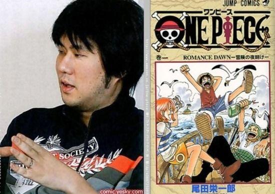 【ワンピース】尾田栄一郎「ゲームでよくある変な形の剣は出さない。オモチャみたい」 (画像あり)