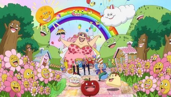 【ワンピース】アニメ786話でビッグマムのミュージカルが登場!それに伴い楽曲などの配信開始!