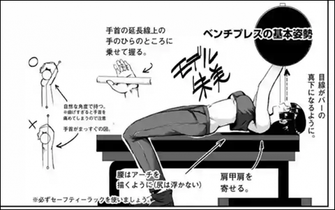 筋トレのモチベが上がる漫画教えて!!!!!(画像あり)