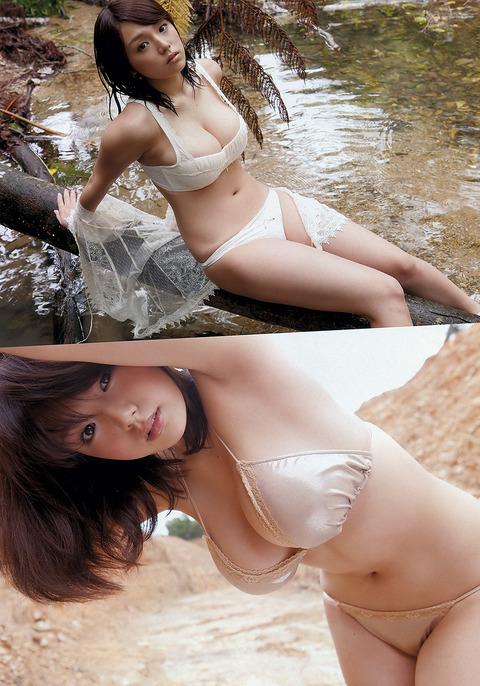 篠崎愛《弾けすぎる、夏。》の拾った画像を貼ってみた。