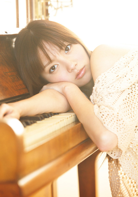 ピアノと共に。