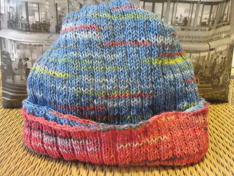腹巻帽子6の3