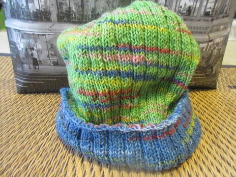 腹巻帽子7の1
