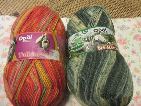 opal毛糸1