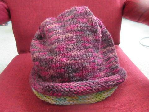 腹巻帽子5の2