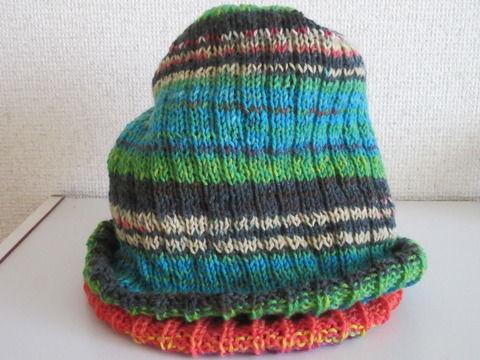 腹巻帽子10の5