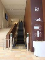 K棟の入口