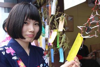 関大浴衣デー2015
