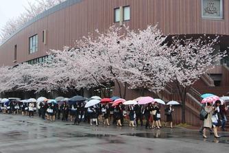 関西大学入学式
