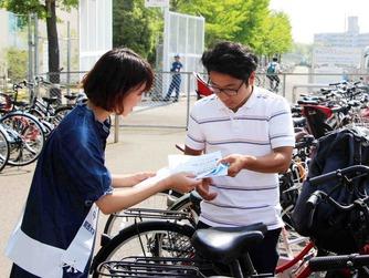自転車マナー1