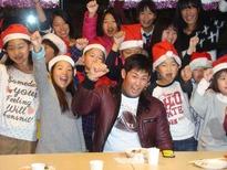 岩田選手クリスマス会