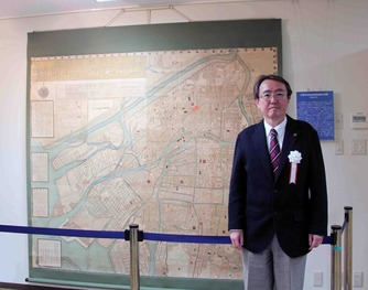 与謝野先生