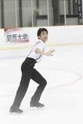 織田選手・氷の甲子園