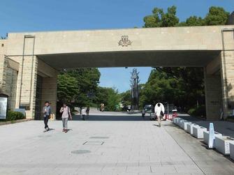 関西大学の風景
