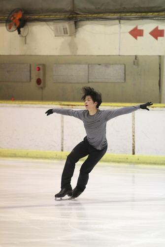 町田さん公開練習4