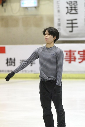 町田さん公開練習3