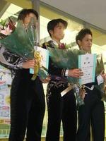 町田さん表彰式
