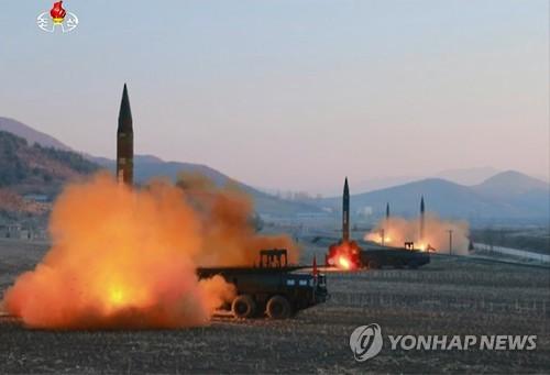 【トランプブチギレ】北朝鮮がミサイル発射 空中で爆破し失敗 わざと失敗し挑発か?
