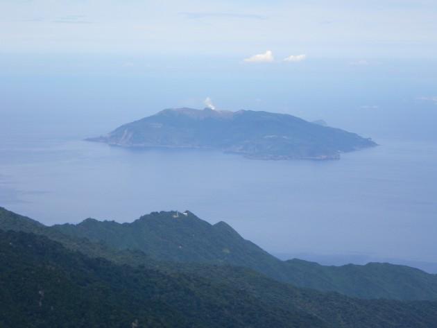 口永良部島が噴火