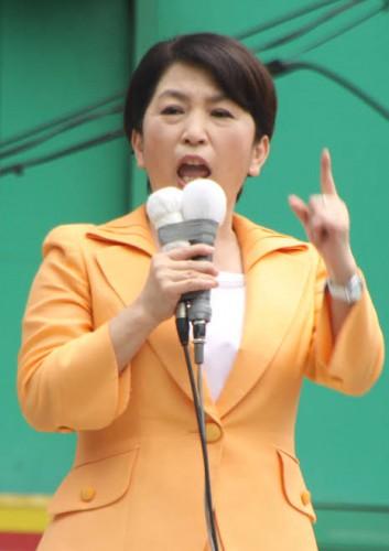 【悲報】野党「大阪のことは大阪が決める」→福島瑞穂さんがなぜか大阪入りで都構想反対運動!