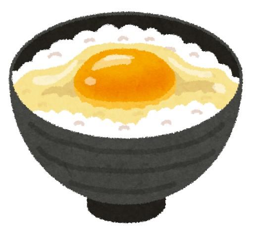 貧乏人が仕方なく・・・みたいな表情で卵かけご飯を食べる日本って異常だよな