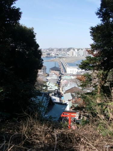 仕事辞めて江ノ島きた