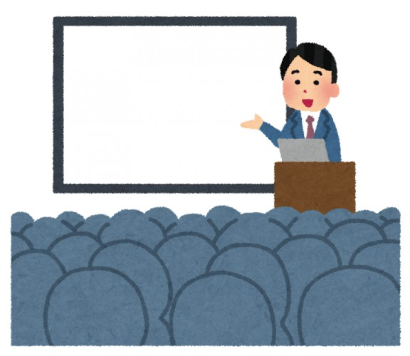 講義とか説明会の時にやたらうなずいてるやつwwww