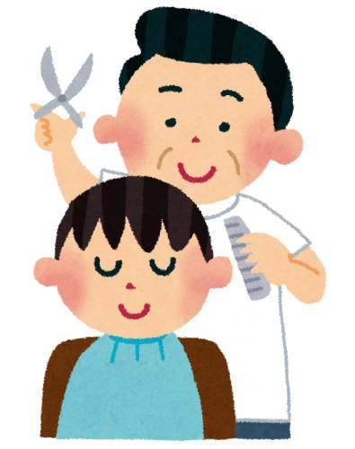 お前ら床屋で髪切ってもらってる時美容師とどんな会話するの?