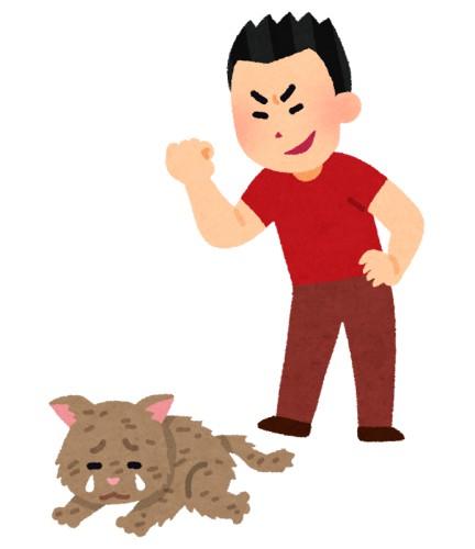 感情論抜きで動物虐待の何が悪いか説明してみろよw