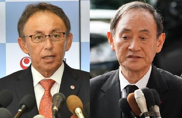 沖縄の玉城デニー知事「来月アメリカに行きたい。行って基地問題を世論に訴える」