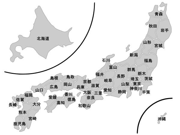 県庁所在地が最大勢力じゃない県ってあるんか?