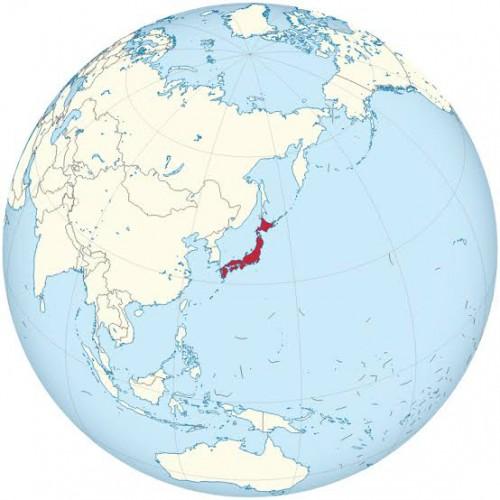 【地政学】もし日本の面積が100倍だったら世界の覇権は日本が握ってたよねwww