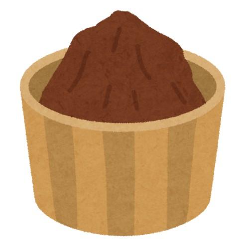 【ハゲ朗報】金無しハゲは味噌汁飲め。八丁味噌に育毛効果の上、発毛効果まで!