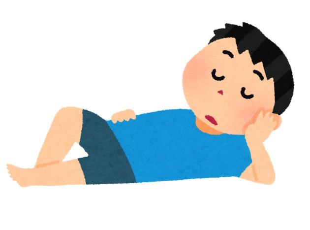 若いのに休日を寝て過ごしてしまうのって病気の疑いある?