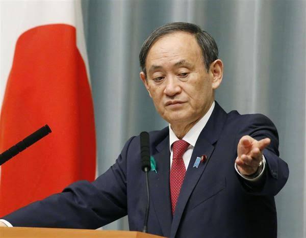 菅官房長官「甚だしく不適切で極めて遺憾」、韓国の「昭和天皇は戦犯の主犯」発言に謝罪と撤回要求