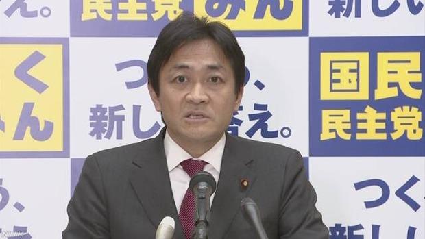 国民民主・玉木「JOCの竹田会長を国会招致しろ。説明責任果たせ」