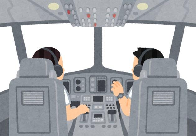 副操縦士タバコを吸い誤って客室の空調を止め酸素不足になり8000m急降下 中国旅客機