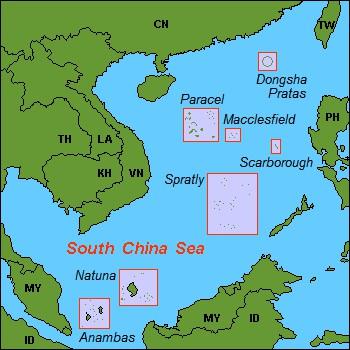 【南シナ海】中国軍、さらに領土(?)拡大狙う